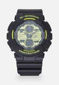 G-SHOCK - GA-140DC - Digitalklocka - black/neon yellow - 0