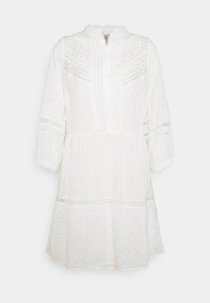 DRESS PLUMMETS - Day dress - off white