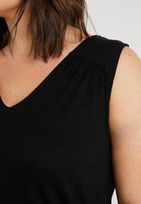 New Look Curves - HEM SLUB - Top - black - 5