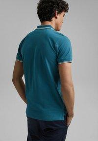 edc by Esprit - Polo shirt - petrol blue - 5