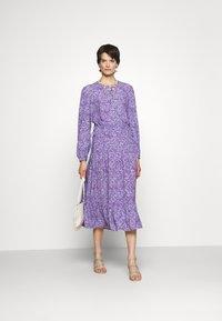 Rebecca Minkoff - ESME DRESS - Maxi dress - lilac/multicolor - 1