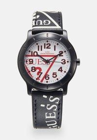 Guess - Horloge - black/white - 0