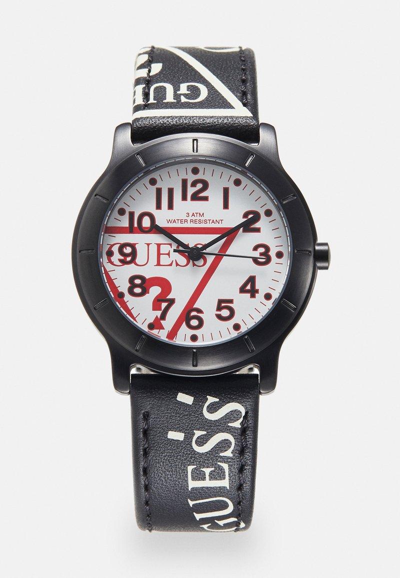 Guess - Horloge - black/white