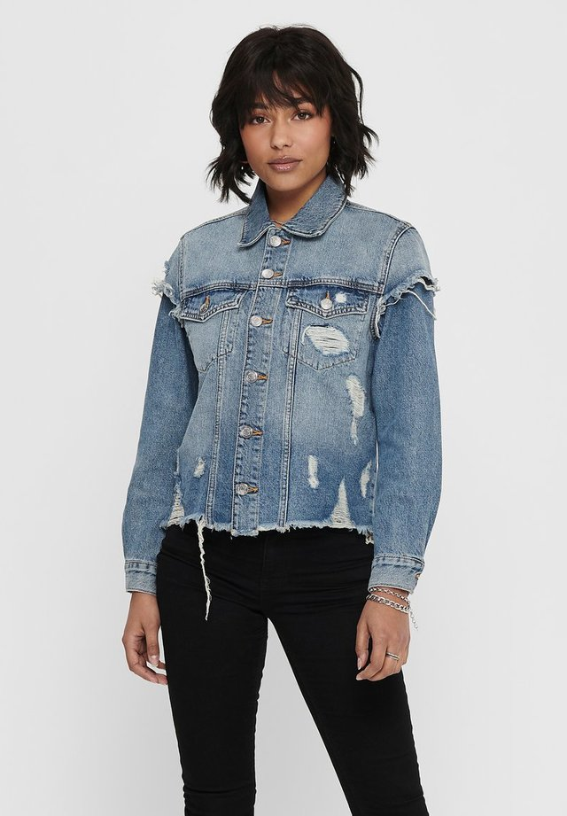 Veste en jean - dark blue denim