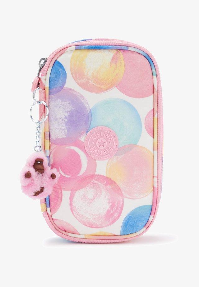 Etui - bubbly rose