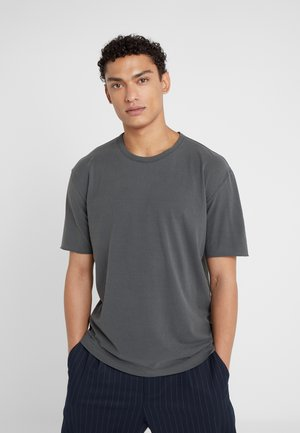 RANIEL - Basic T-shirt - anthracite