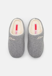 s.Oliver - SLIDES - Slippers - grey - 5