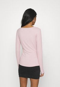 Even&Odd - Long sleeved top - pink - 2