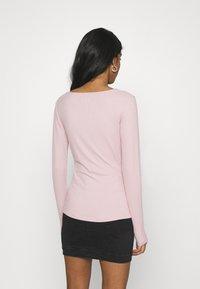 Even&Odd - Langarmshirt - pink - 2
