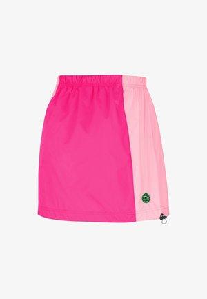 A-line skirt - hyper pink/pink foam