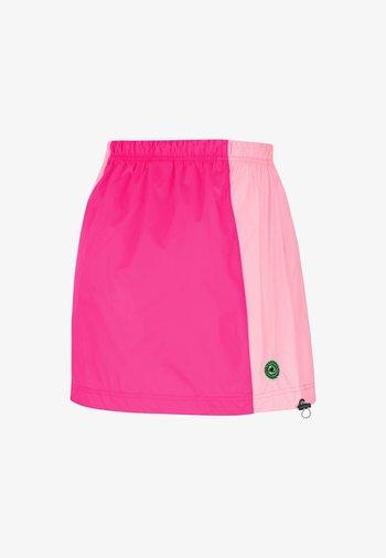 A-lijn rok - hyper pink/pink foam