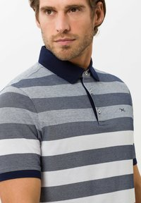 BRAX - STYLE PACO - Polo shirt - ocean - 3