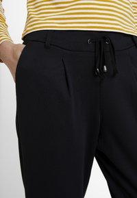 edc by Esprit - FINE PANT - Tracksuit bottoms - black - 5