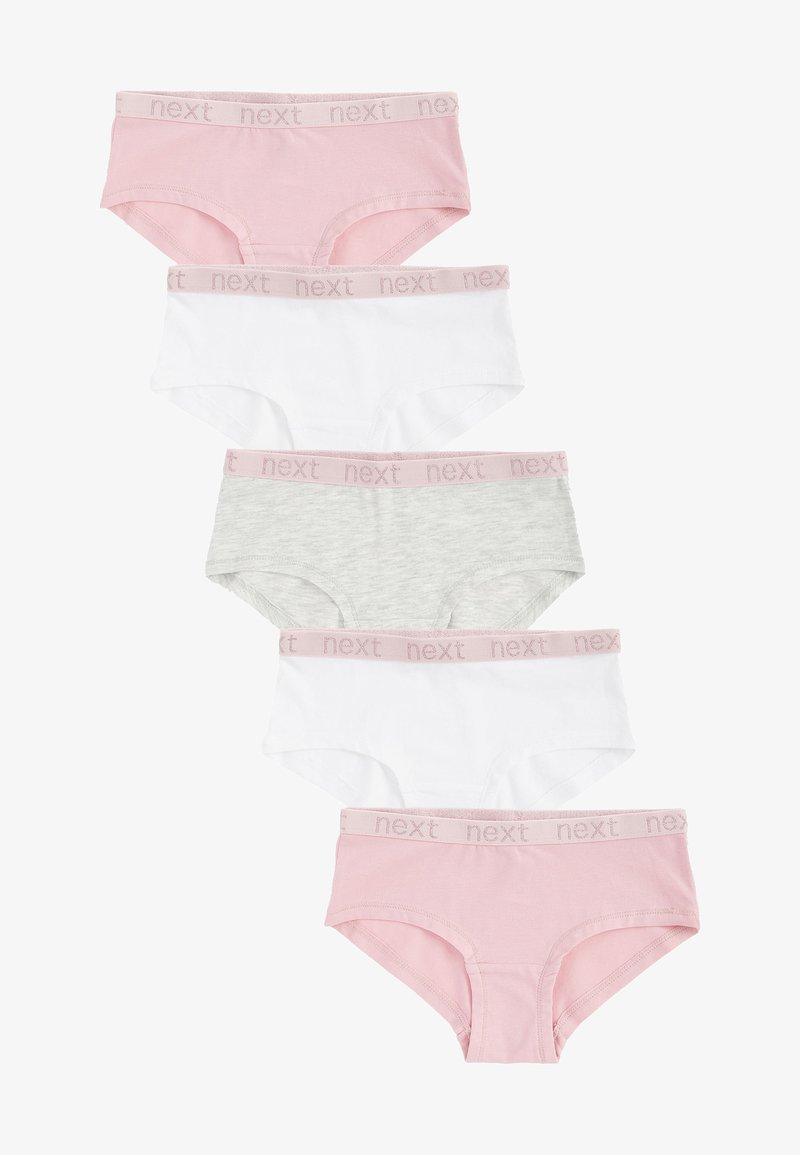 Next - 5 PACK - Pants - pink