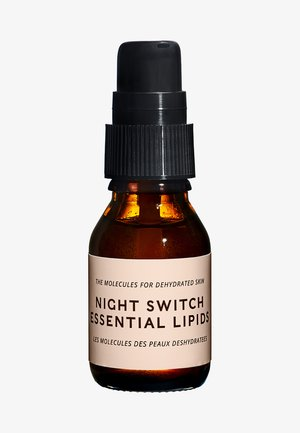 NIGHT SWITCH ESSENTIAL LIPIDS - Soin de nuit - -