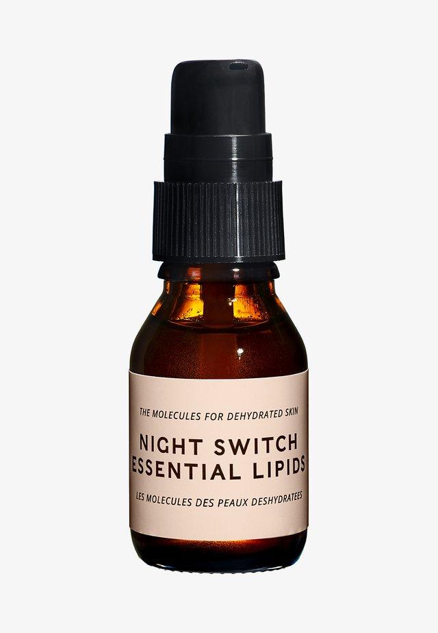 NIGHT SWITCH ESSENTIAL LIPIDS - Night care - -