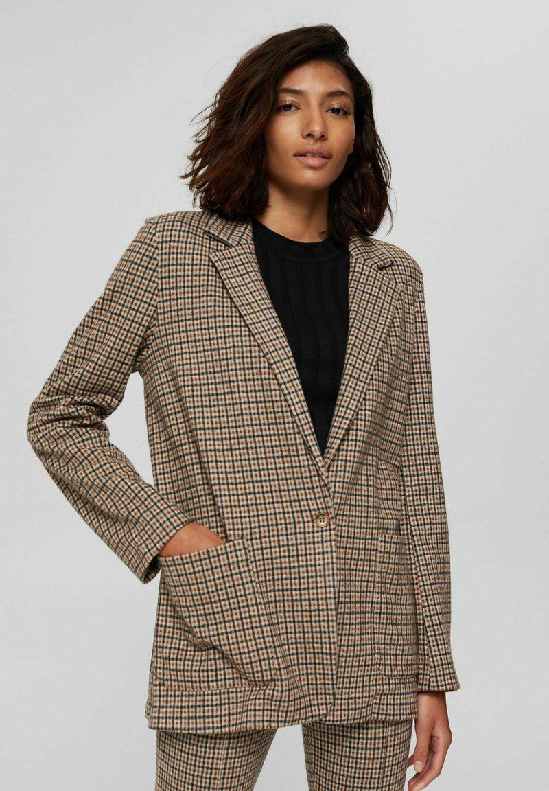 edc by Esprit - Short coat - beige