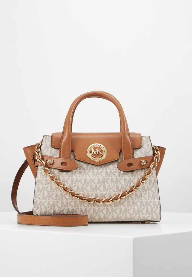 CARMEN FLAP - Handbag - vanilla