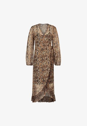 BODIE PES - Maxi dress - sand shell dessin