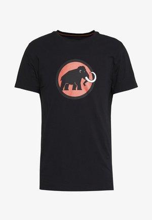 CLASSIC  - Print T-shirt - black