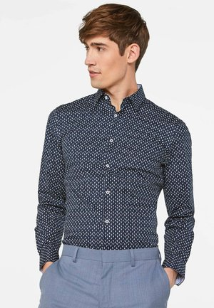MET DESSIN - Skjorter - dark blue