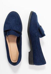 Simply Be - JUNO - Scarpe senza lacci - navy - 3
