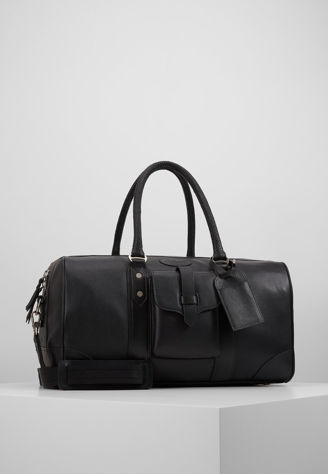 SIGNATURE OVERNIGHT - Weekender - black