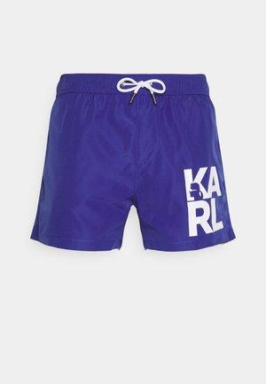 CLASSIC - Swimming shorts - navy