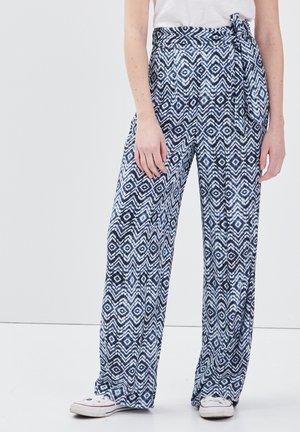 Pantalones - bleu