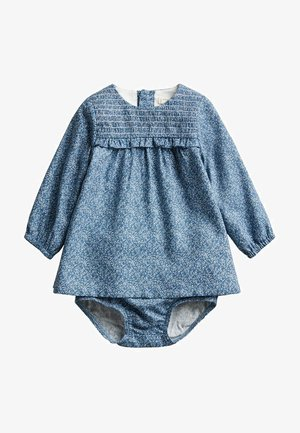 CINTIA - Robe d'été - blue