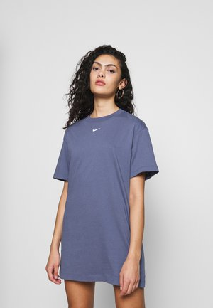 Jerseyjurk - diffused blue/white