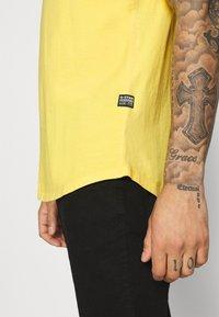 G-Star - LASH  - Basic T-shirt - yellow - 3