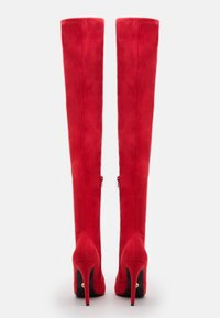 Buffalo - MARJORIE - High heeled boots - red - 3
