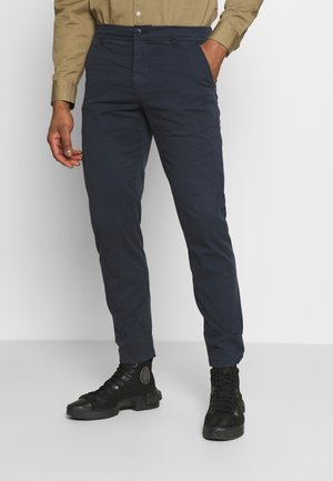 CHUCK REGULAR PANT - Chinos - total eclipse