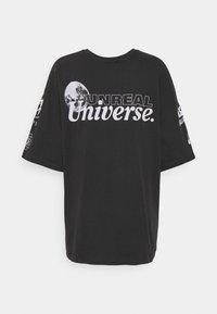 Even&Odd - Print T-shirt - anthracite - 1