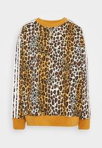 adidas Originals - LEOPARD CREW - Sweatshirt - multco/mesa - 4