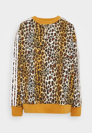 LEOPARD CREW - Sweater - multco/mesa