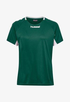 CORE TEAM  - T-shirt print - evergreen