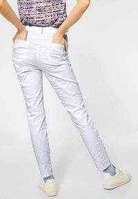 Cecil - Slim fit jeans - weiß - 2