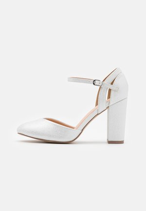 CASTLE - Klassiske pumps - white