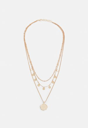 MATTY COMBI NECKLACE - Necklace - gold-coloured