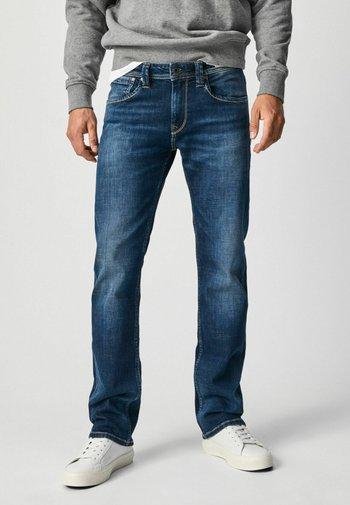HATCH - Straight leg jeans - denim