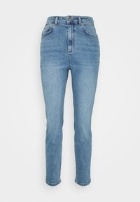 MOM  - Jeans Tapered Fit - mid blue