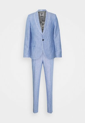 RUNNER SUIT - Completo - blue