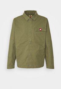 Brixton - STRUMMER JACKET - Lett jakke - army green - 0