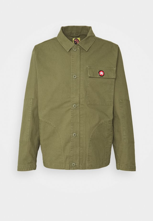 STRUMMER JACKET - Summer jacket - army green