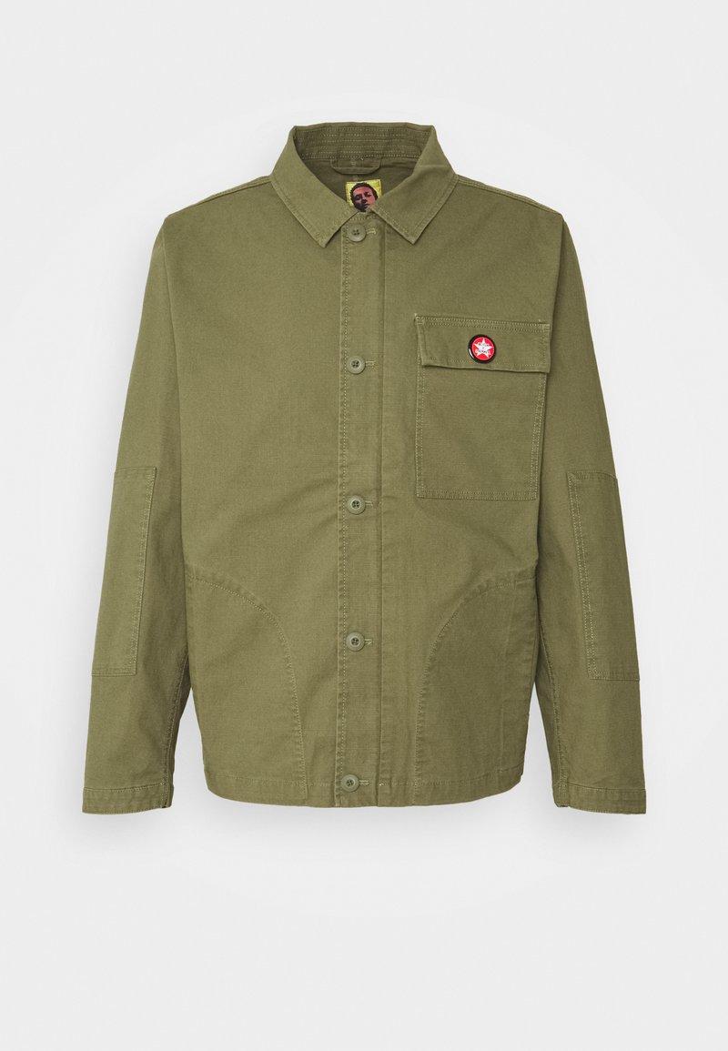 Brixton - STRUMMER JACKET - Korte jassen - army green