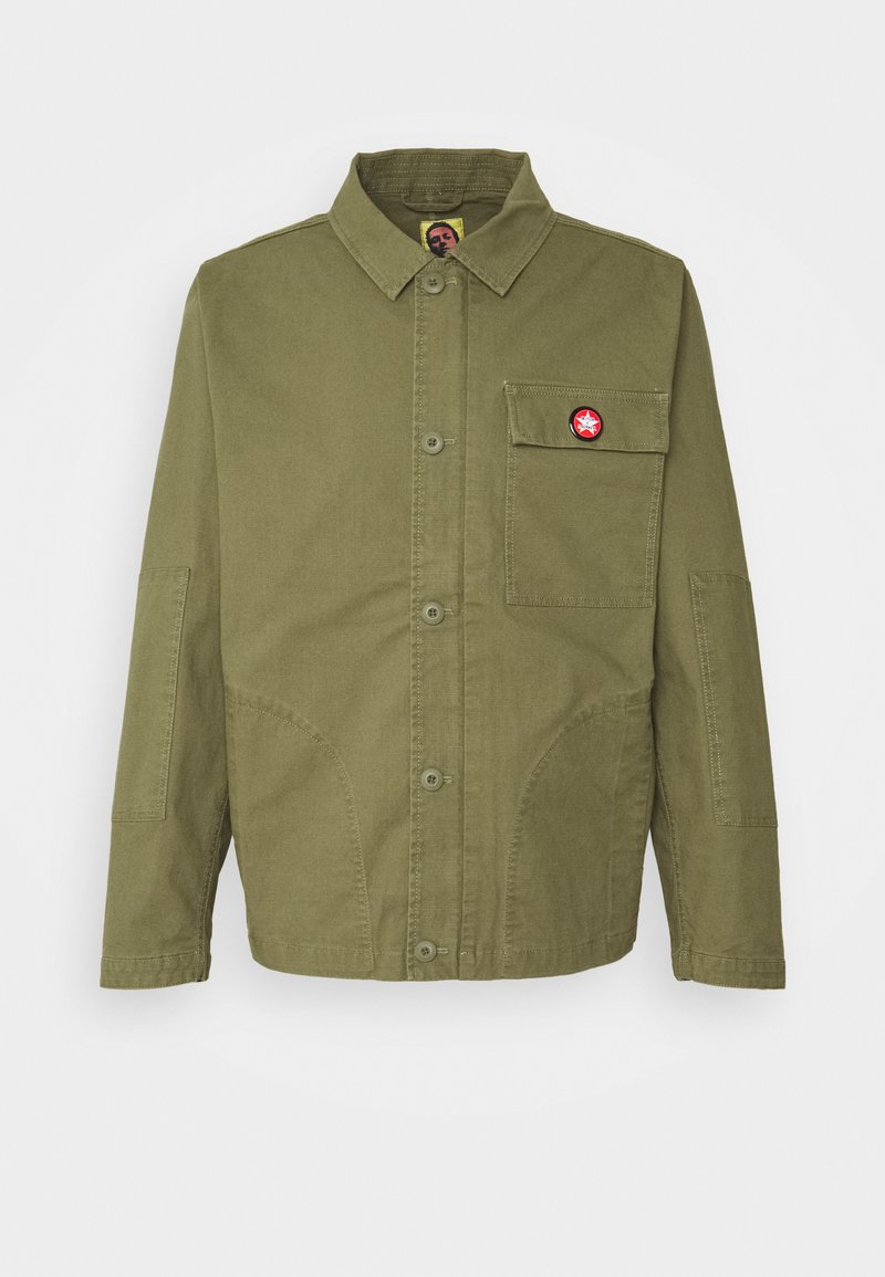 Brixton - STRUMMER JACKET - Lett jakke - army green