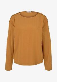 TOM TAILOR DENIM - Blouse - orange yellow - 4