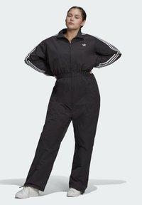 adidas Originals - BOILER SUIT - Jumpsuit - black - 0
